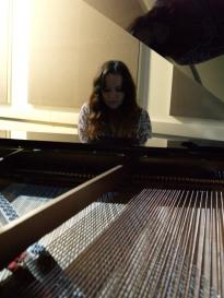 New Trio Rehearsal
