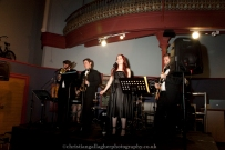 NHS conference- Alice and the Looking Brass