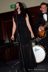 Alice and the Looking Brass@ The Marriott